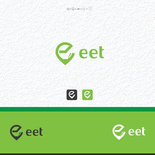 "Showcase your passion for food and restaurants for a mobile  app called ""eet"""
