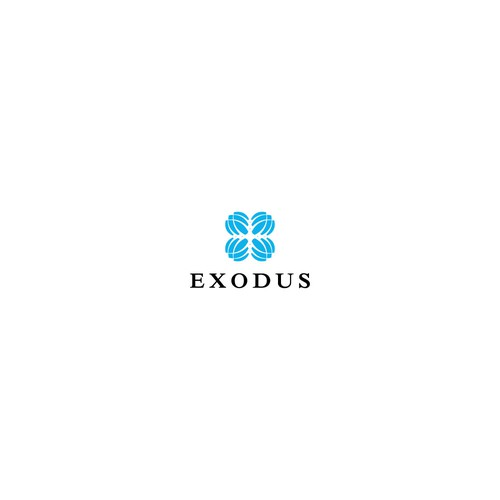 A logo design for Exodus