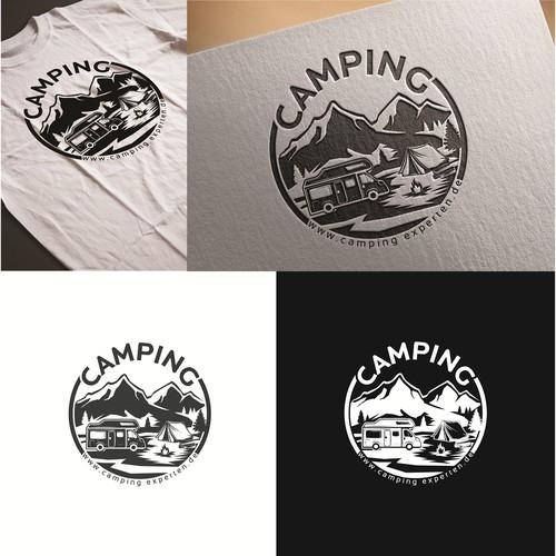 Camping Logo concept