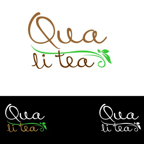 Need Logo for QUA li TEA