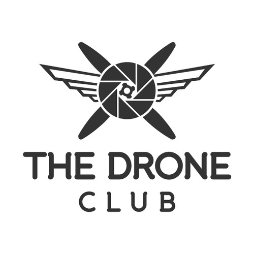 Create a logo for our drone/quadcopter community