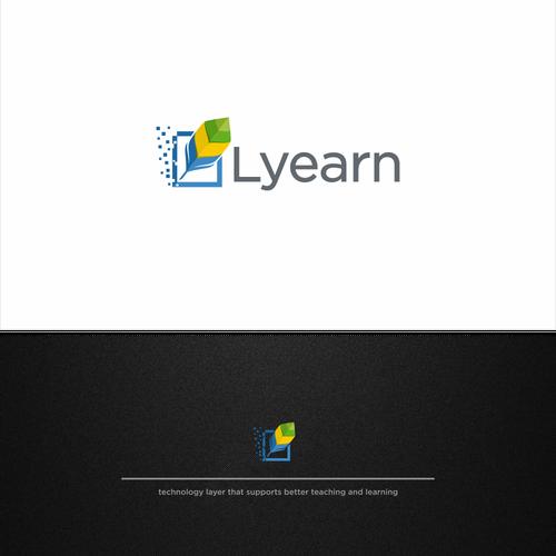 Bold logo for Lyearn