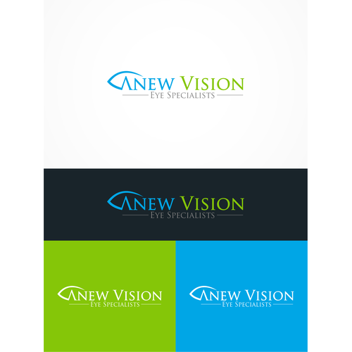 Create a  brand new vision for eye care at Anew Vision Eye Specialists