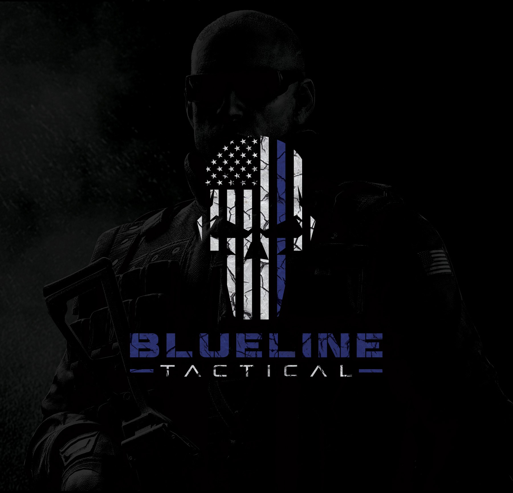 Blueline Tactical looking for a powerful new Logo!
