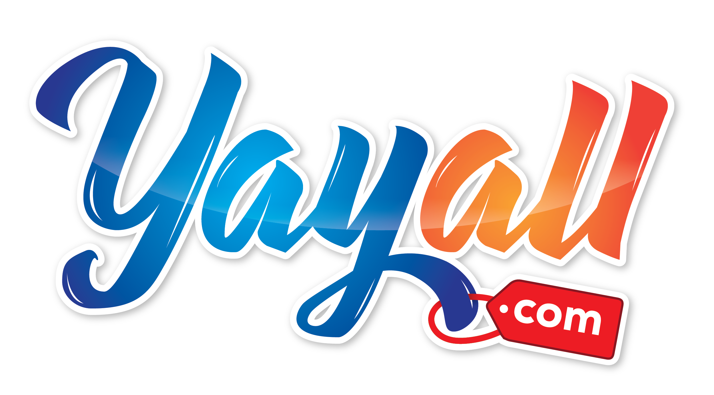 I brandable logo for website YAYALL.COM