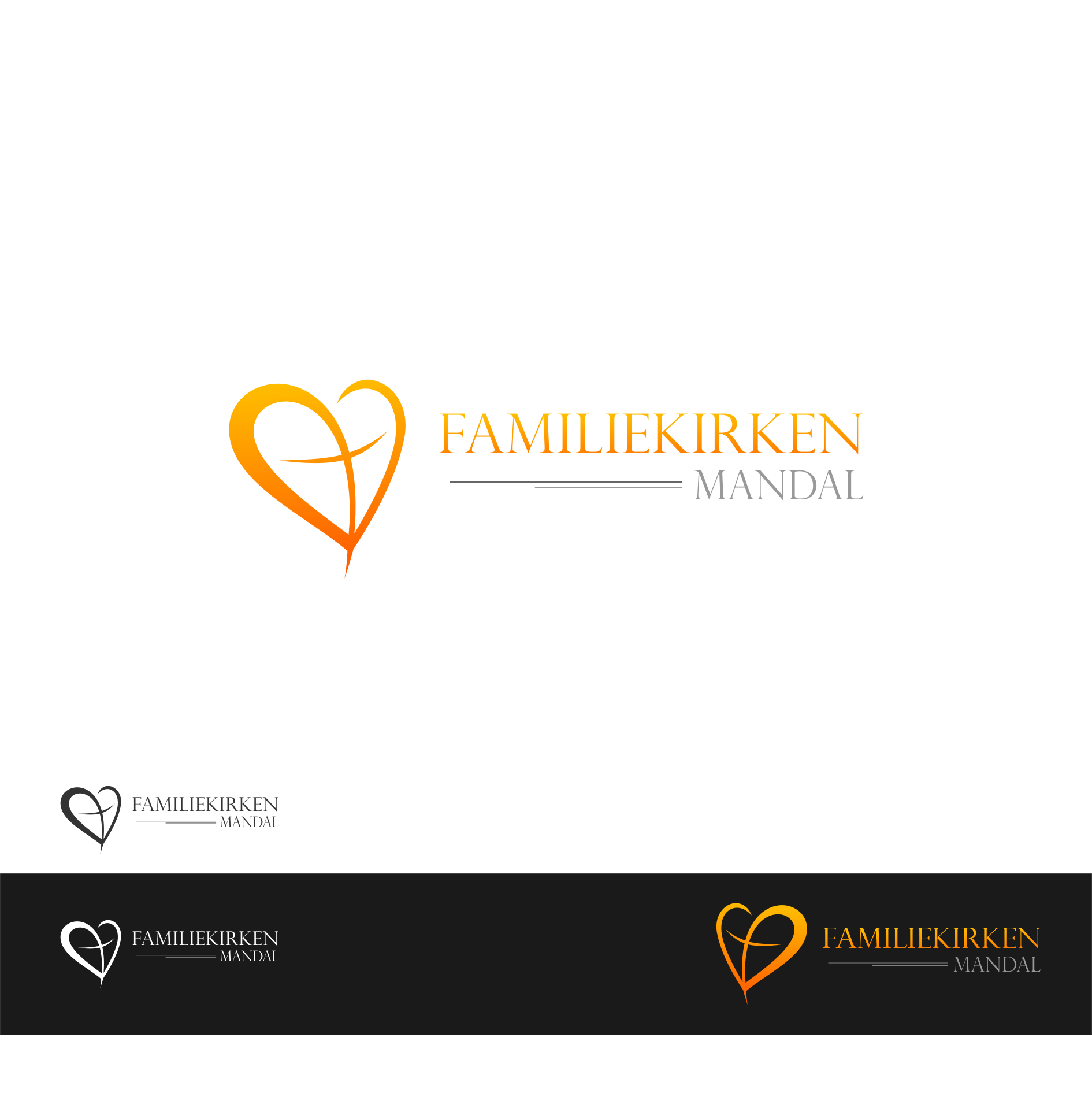 Familiekirken-Mandal needs a new logo