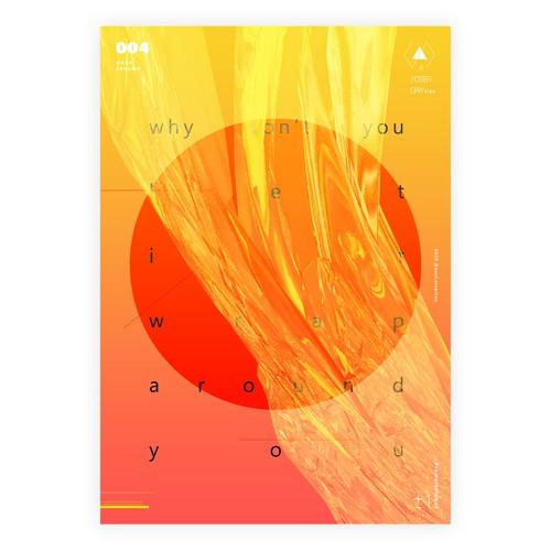 Soul Eruption Poster 004