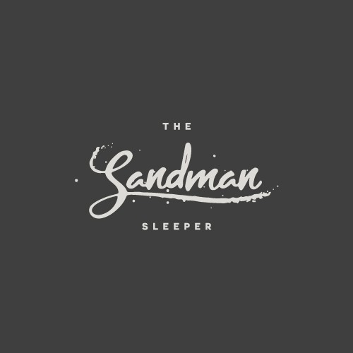 Logo for a sleeping chair
