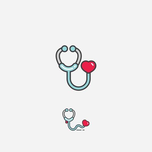 logo concept for app