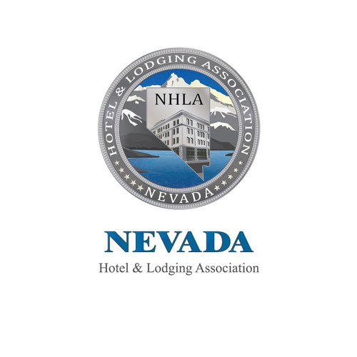 logo for Nevada Hotel & Lodging Association (NHLA)