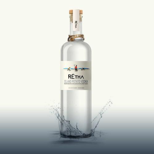 Retha label