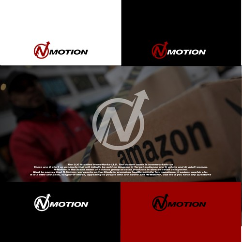 Logo for NMotion