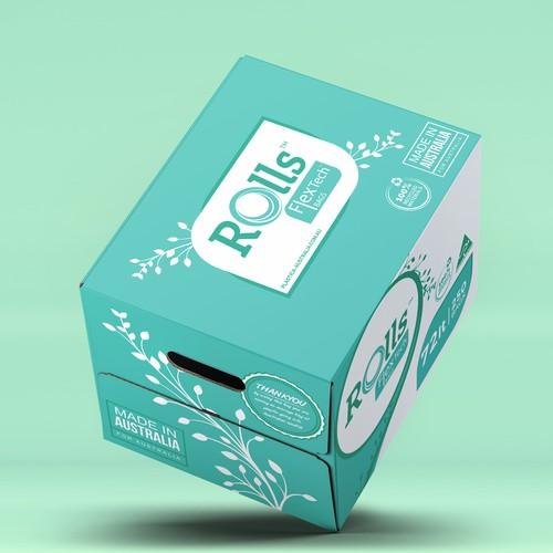 Rolls Flextech packaging