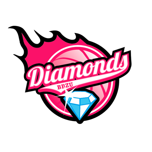 Women's Basketball Team Logo Design