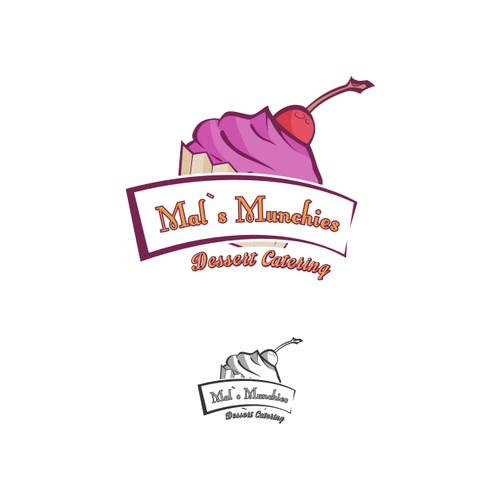 Help Mal's Munchies with a new logo