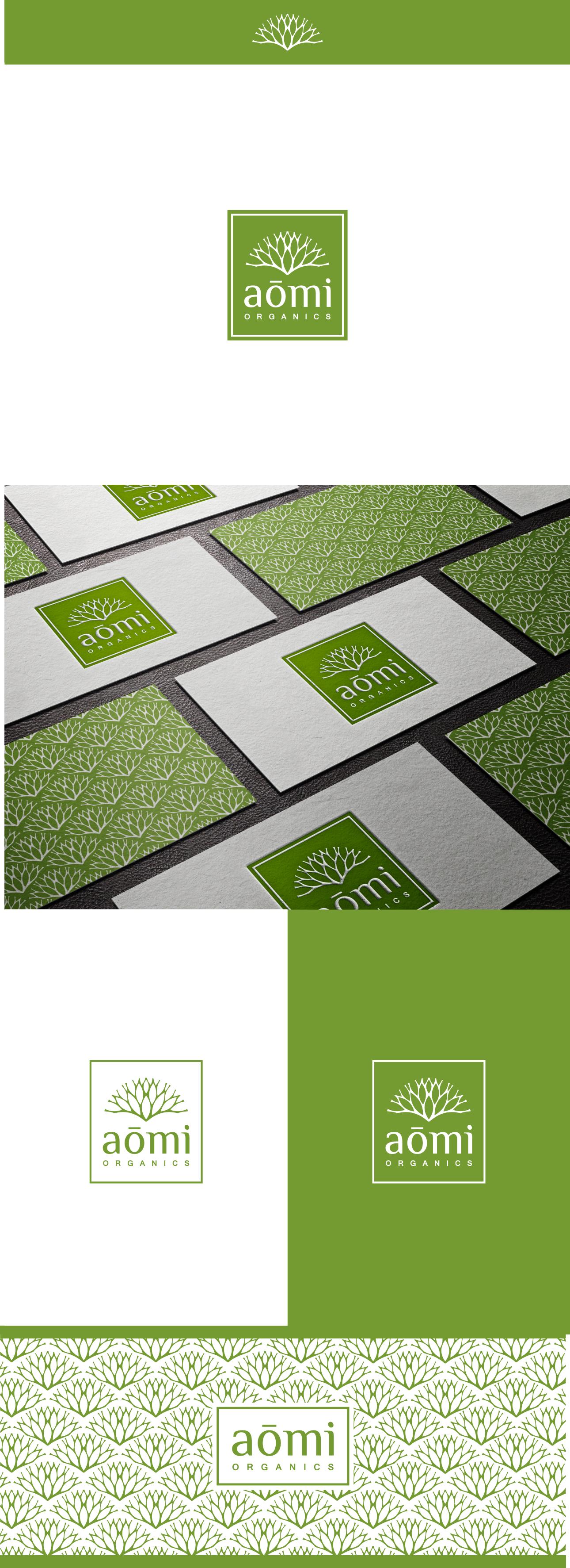 Create a hip, minimalist logo for organic skincare company