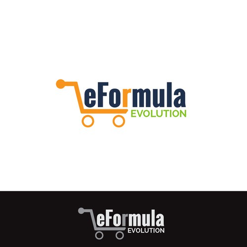 Logo needed for ecommerce training course: **eFormula Evolution**