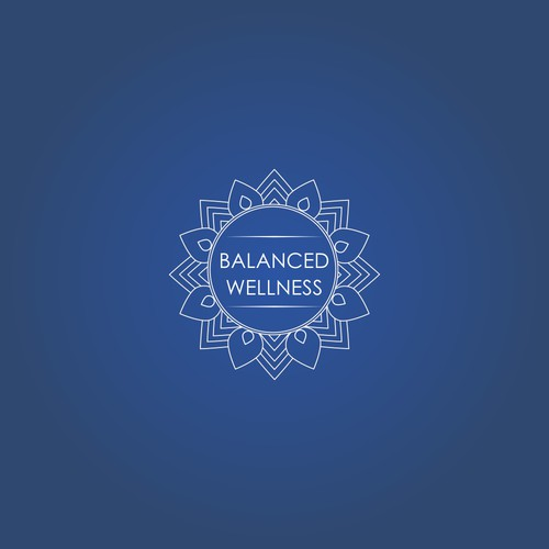 LOGO FOR BALANCED WELLNESS