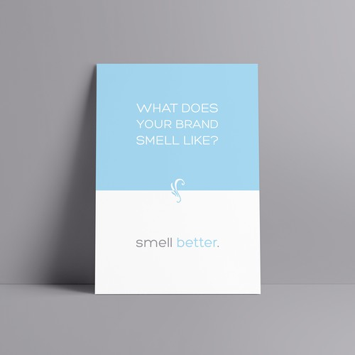 Ad concept for Smell Better.