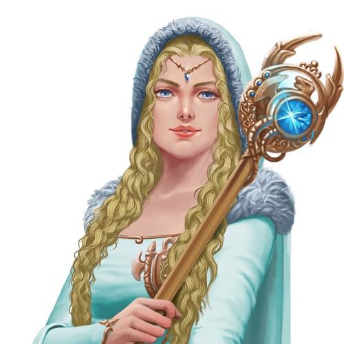 Eir - Norse Goddes of Healing