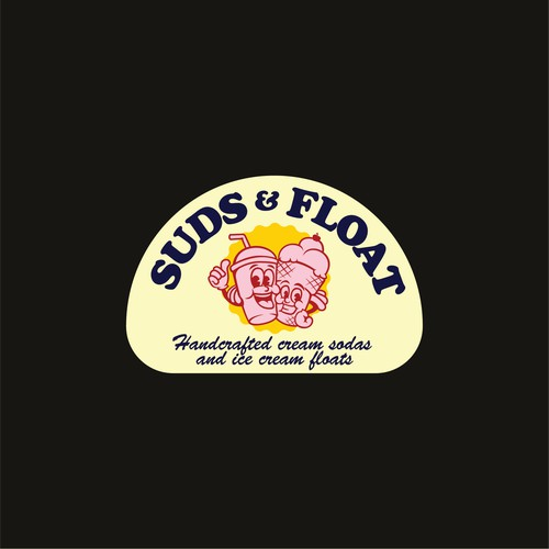 SUDS AND FLOAD logo
