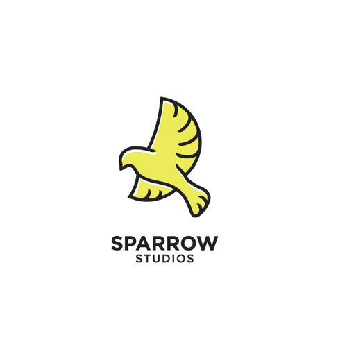 Help Sparrow Studios with a new logo