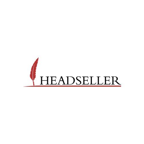 Strong logo for HEADSELLER