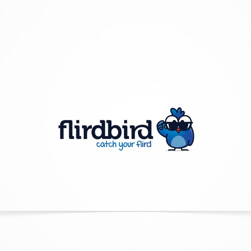 Logo Concept For A Flirt App