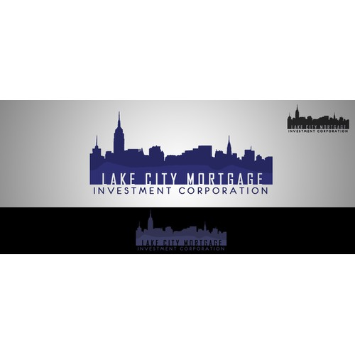 New logo wanted for Lake City Mortgage Investment Corporation