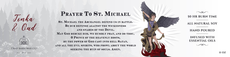 St. Michael re-arrange