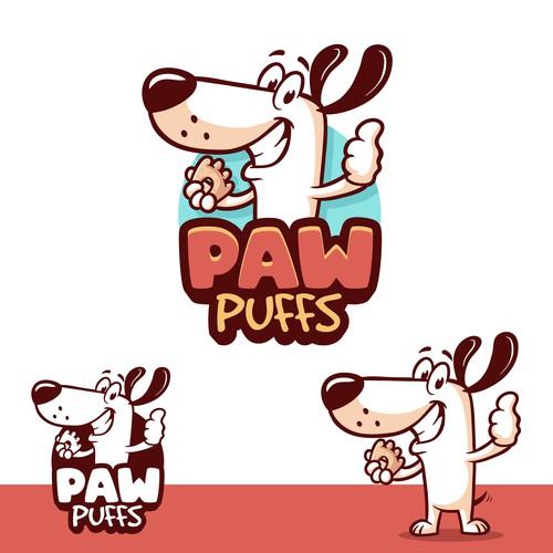 Paw Puffs logo
