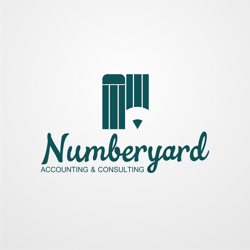 Sophisticated logo for accounting firm re-brand