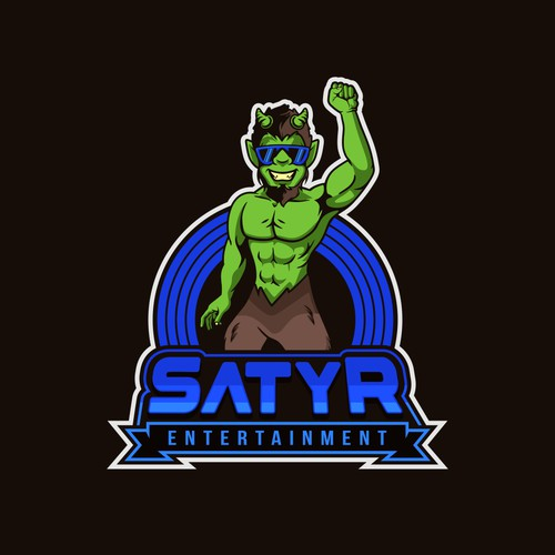 Logo Satyr Entertaiment