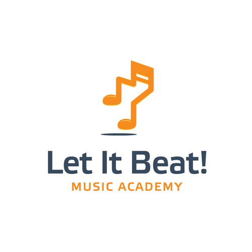 Unique Logo Concept for Music Academy