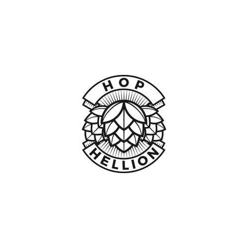 Logo for a craft-beer blog