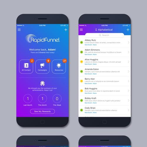 RapidFunnel App