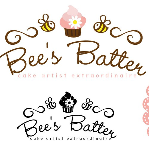Bee's Batter needs a new logo
