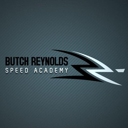 Logo for Butch Reynolds Speed Academy