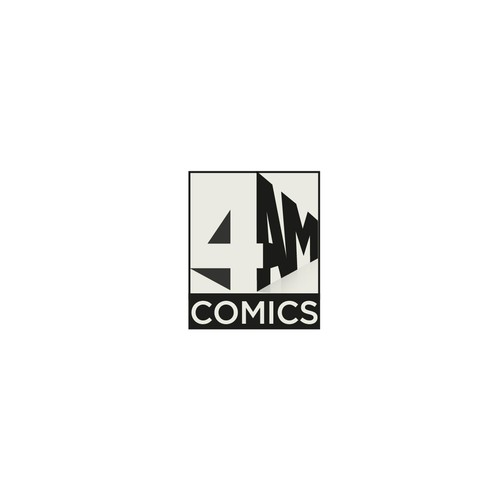 Design the logo for an exciting new comic book company.