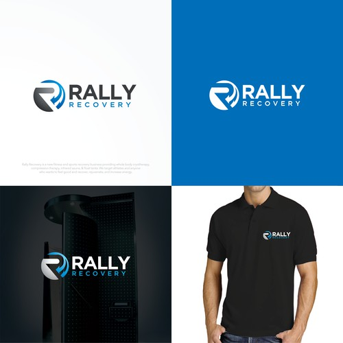 New Start Up Rally Recovery needs a NEW creative powerful logo! Please help and good luck!