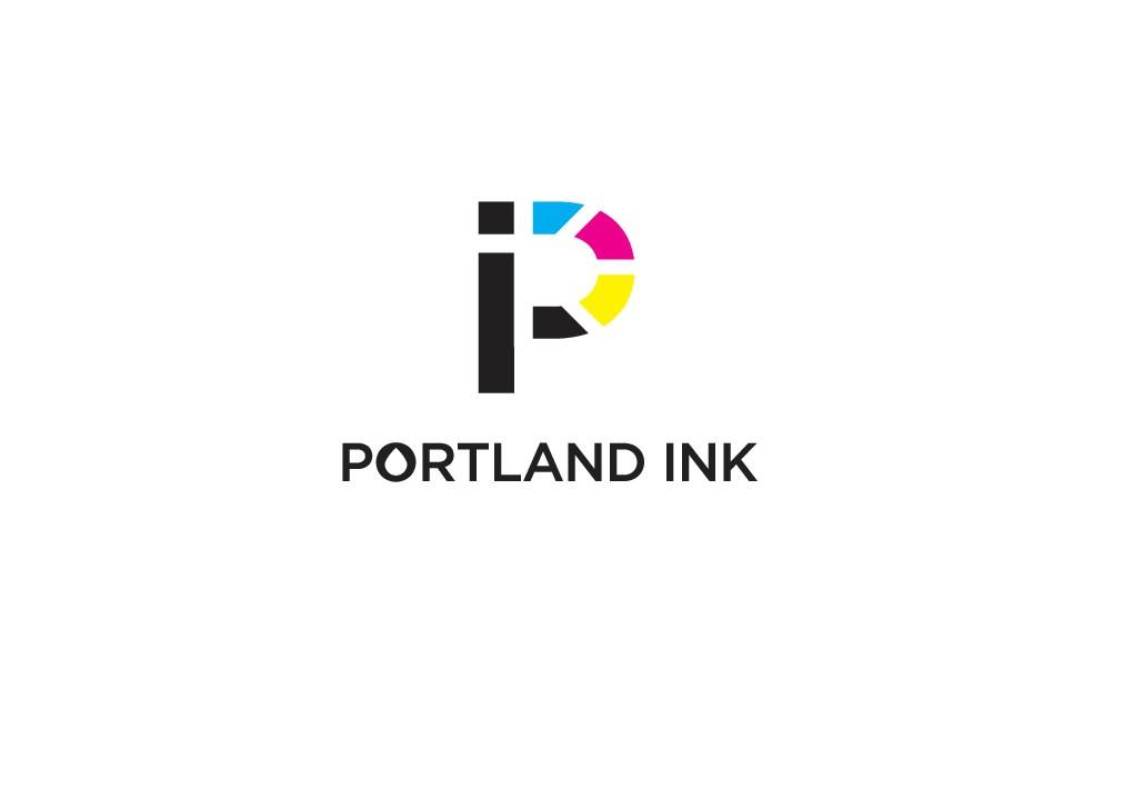 Oregon based Portland Ink, innovative & inspirational apparel brand logo contest