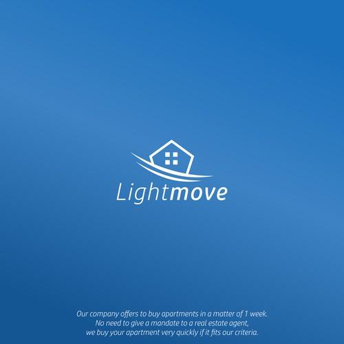 Classic logo for Lightmove