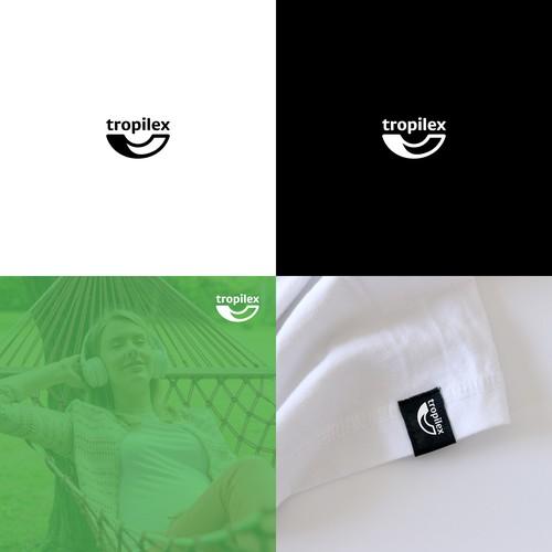 tropilex logo design