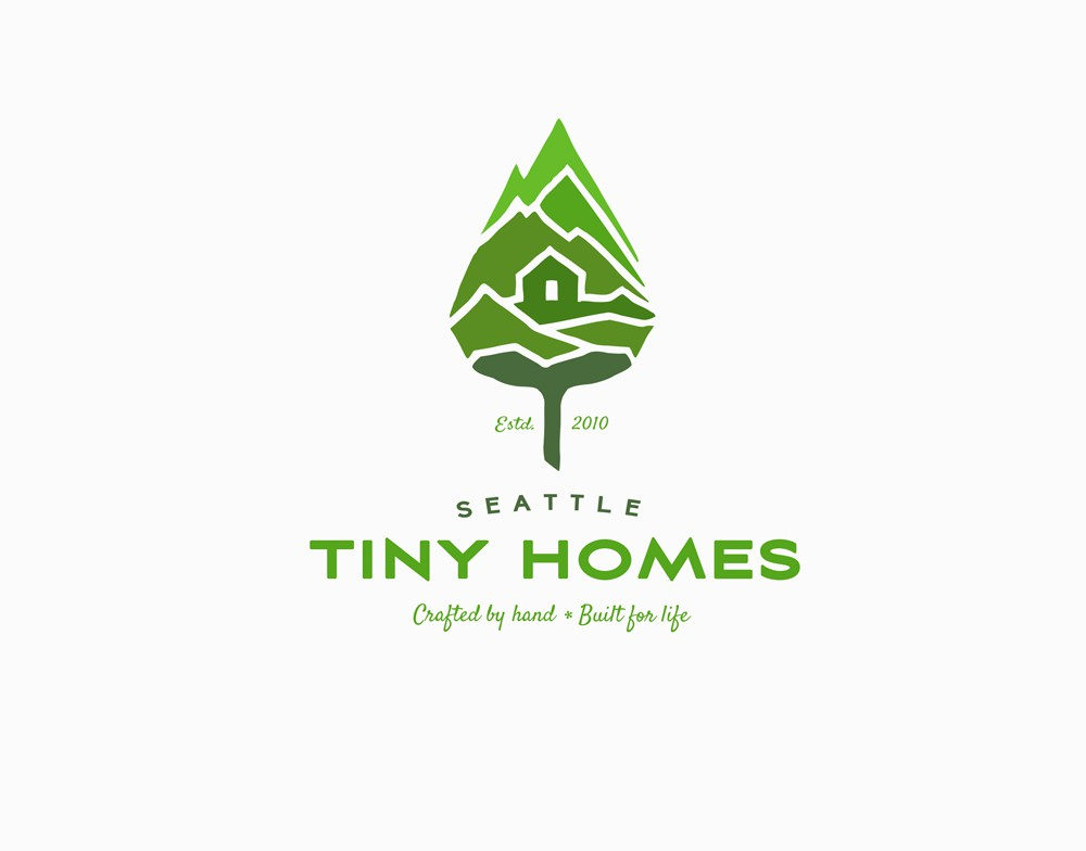 Tiny House Company in Pacific NW Needs a New Logo