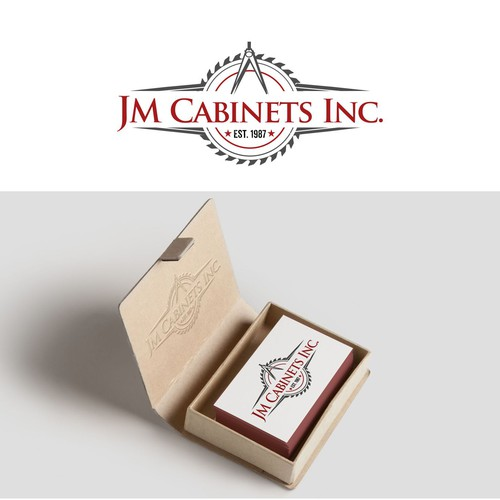 Logo for cabinets manufacturer
