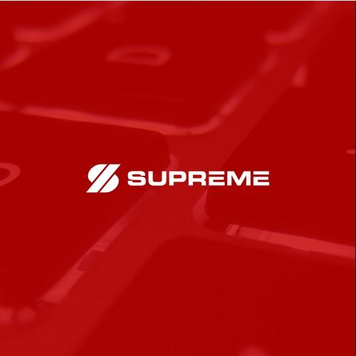 Design a cool logo for Supreme