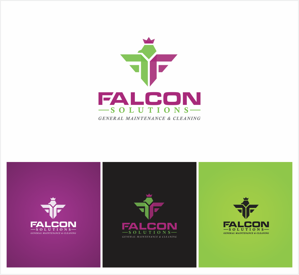"""Help us create a logo for a new (hopefully """"green"""") cleaning and maintenance company"""