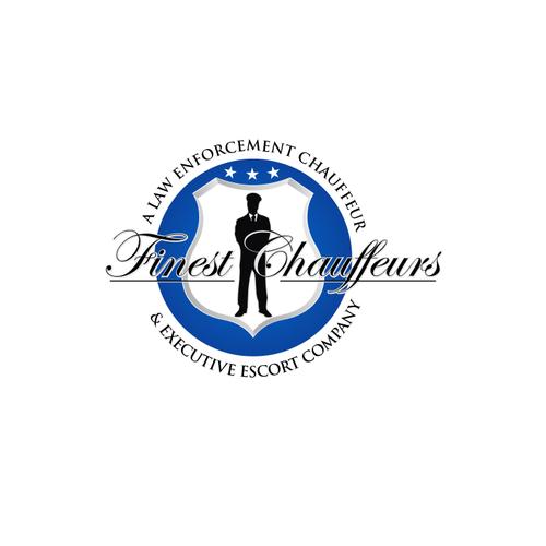 Elegant logo concept for FC