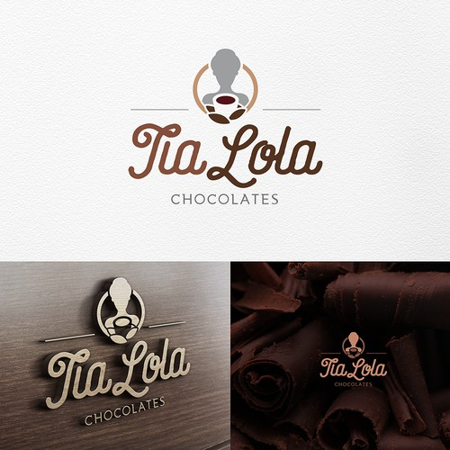 Tía Lola Chocolates logo
