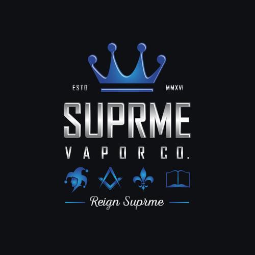 logo design for vapor company